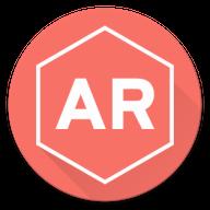 3DM XR logo